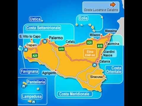 La Sicilia Avi Un patruni:Rosa Balistreri