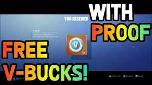 Free Codes For Fortnite V Bucks | Fortnite V Bucks Generator