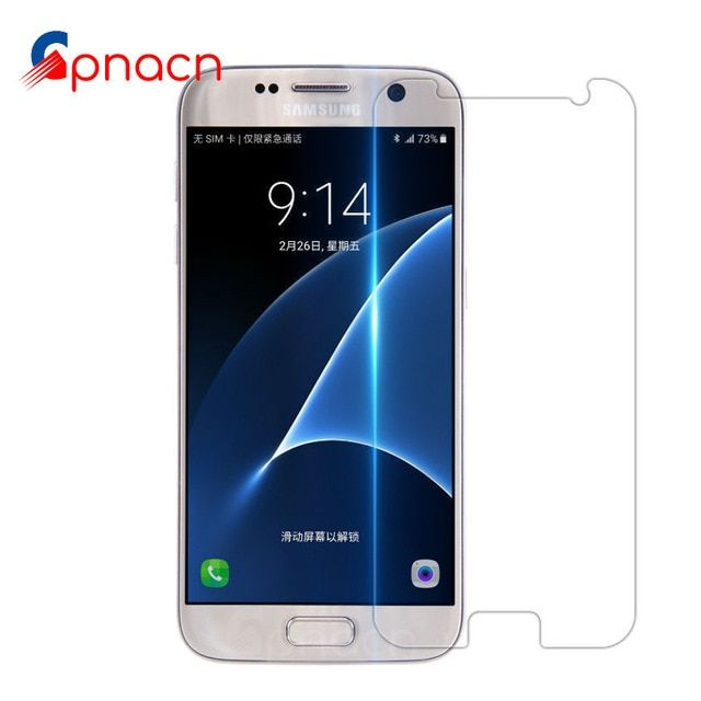 Gpnacn 9h Tempered Glass For Samsung Galaxy S7 S6 S5 S4 S3 Mini