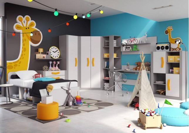 Detská izba Bumerang