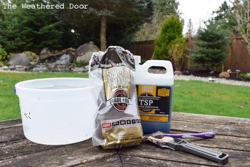 How to Strip Wood Furniture supplies WD-2