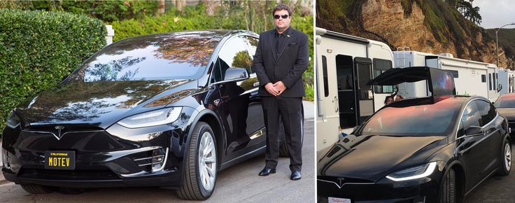 Tesla vehicles will shuttle celebrities to the Oscars in Morgan Freemans new all-Tesla limo service #Tesla #Models #car #Automotive #cars #Autos
