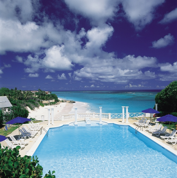 Take Your Pick: Poolside Or Beachside At The Crane In