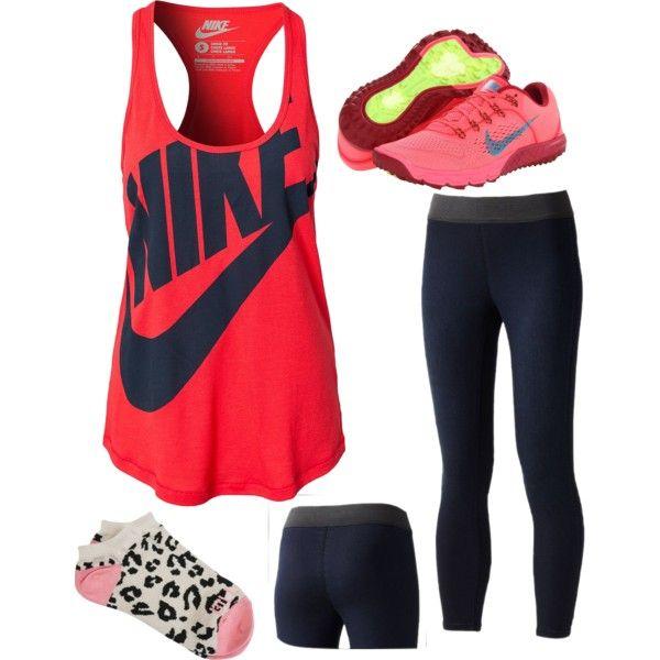 Workout attire