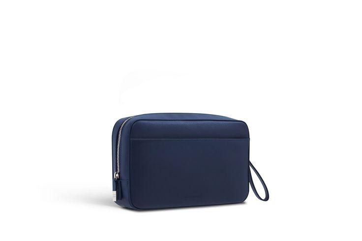 Bleu océan レザー クラッチ - Dior