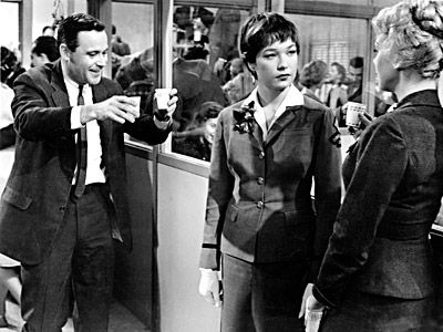 It takes a truly disastrous NYE party to make Shirley MacLaine realize her love for Jack Lemmon in this 1960 romantic dramedy about an offic...