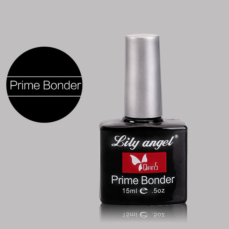Nail Gel  Lily angel 15ml Nail Art Primer Bonder liquid Base coat Intense Seal Liquid Primer Enhance the adhesion of UV Gel nail polish Z <3 AliExpress Affiliate's Pin.  Clicking on the image will lead you to find similar nail art product on AliExpress website .