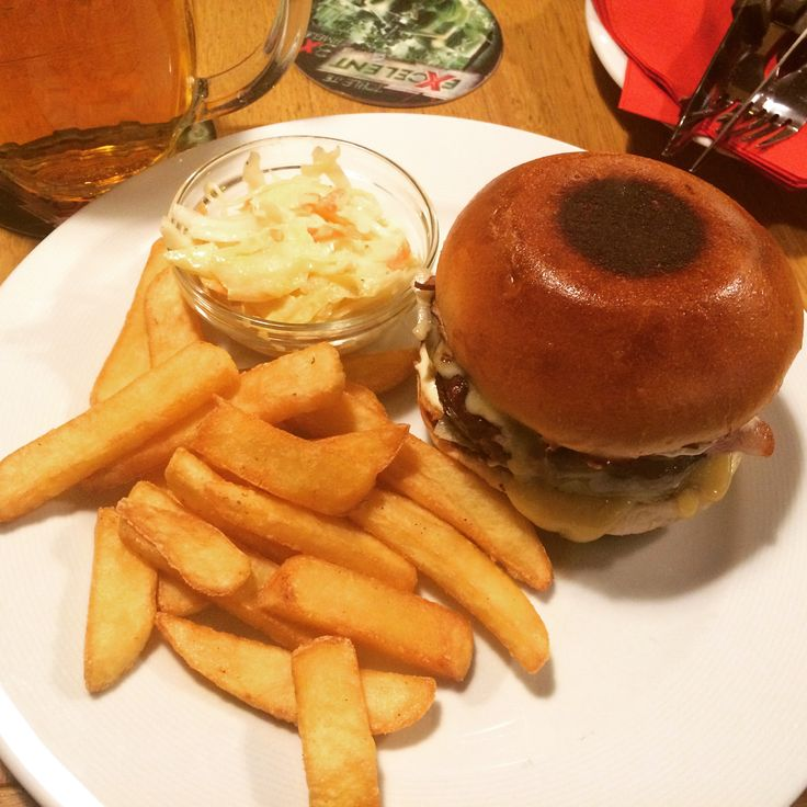 Burger v Praze :)