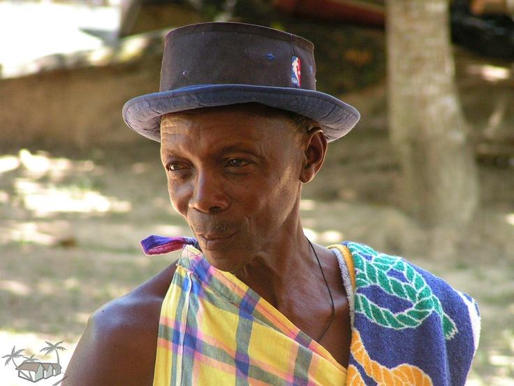 Boven Surinam people