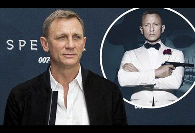 Daniel Craig 'is in talks to sign on for fifth James Bond film'