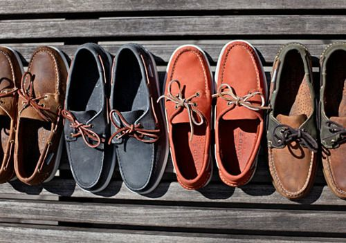 Can never have enough Sperrys!