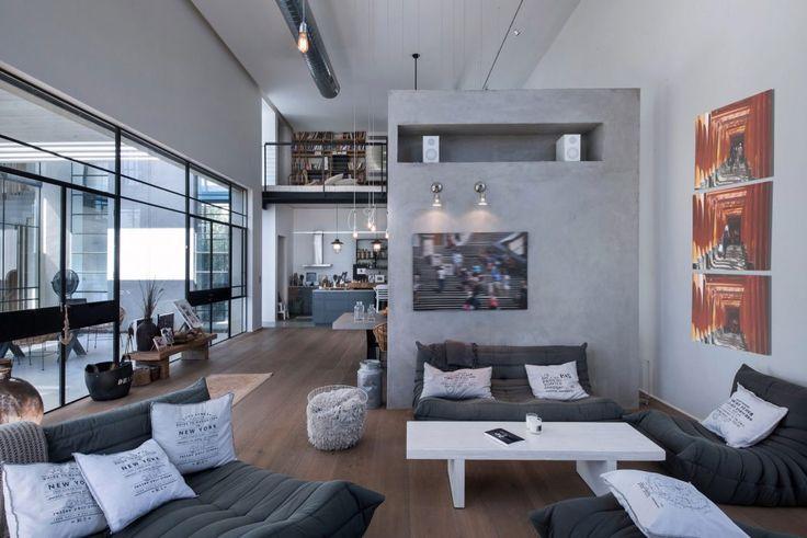 Family home in Tel Aviv by Neuman Hayner Architects gravityhomeblog.com - instagram - pinterest - bloglovin