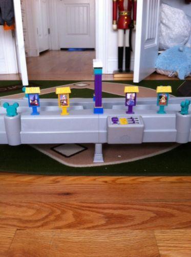 Disney Monorail Playset Switch Station Disney And Ebay