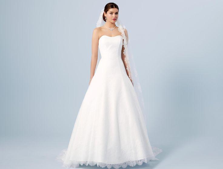 11 best Second Wedding Dresses images on Pinterest | Wedding frocks ...