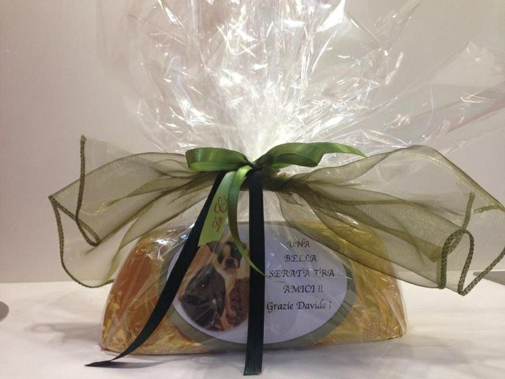 Gianduia 1 kg . With yr pictures and a little message .....WONDERFUL GIFT