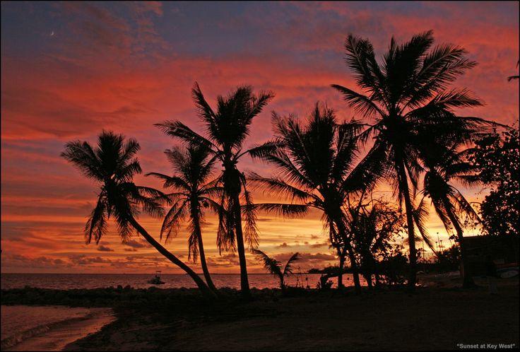 Key West sunset - Florida