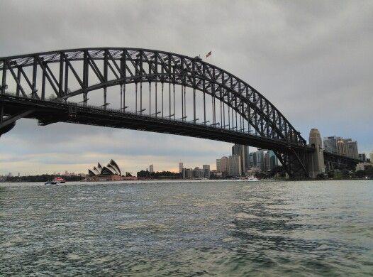 Sydney got it all!