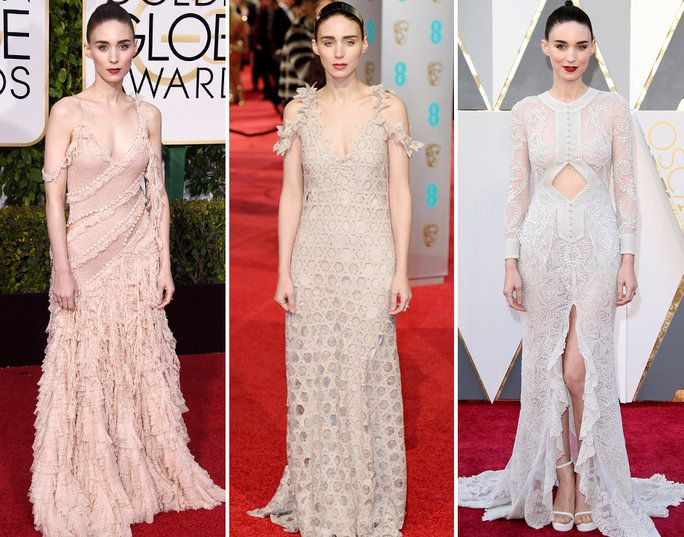 24 Times Birthday Girl Rooney Mara Slayed the Red Carpet Game