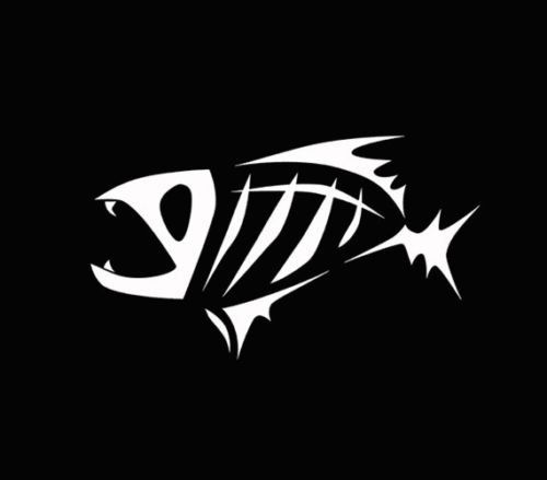87 best images about fish bakery on pinterest bass fish for Fishing car stickers