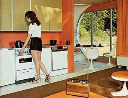 17 best images about interieur jaren 70 on pinterest space age tvs and vintage designs. Black Bedroom Furniture Sets. Home Design Ideas