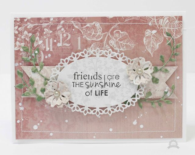 Couture Creations: Friends by Anita Bownds
