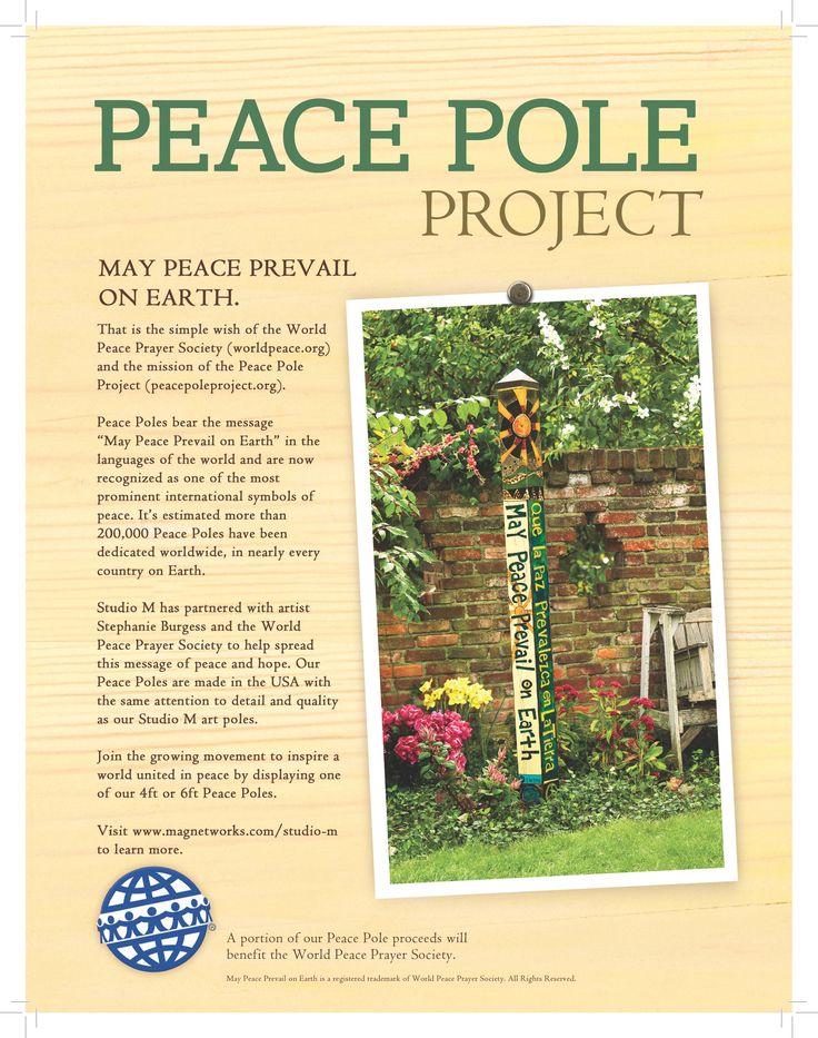 Peace Pole Project