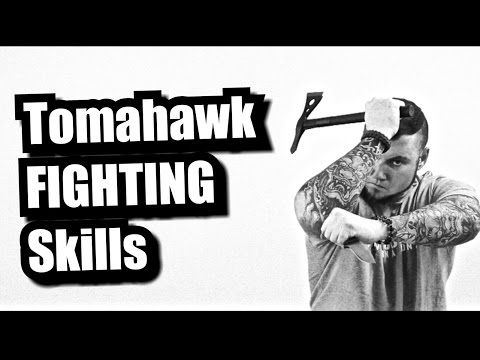 An Intruders WORST NIGHTMARE! The Tomahawk FIGHTER!!! - YouTube