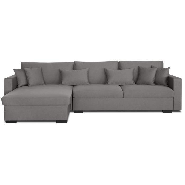 Canape D Angle Canape Angle Canape Angle Gris Gris Taupe