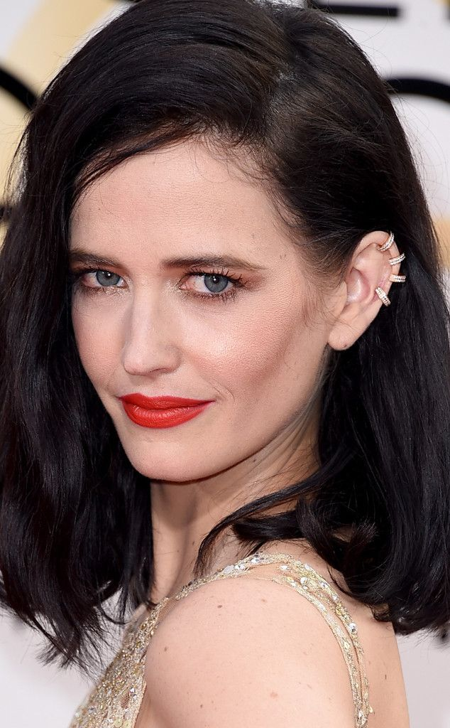 Eva Green from Best Beauty Looks at the 2016 Golden Globes ... Eva Green