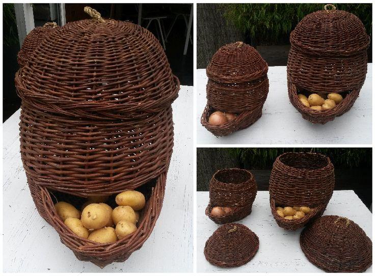 Aardappelbak riet » leuke betaalbare woonaccessoires, meubels,woondecoratie