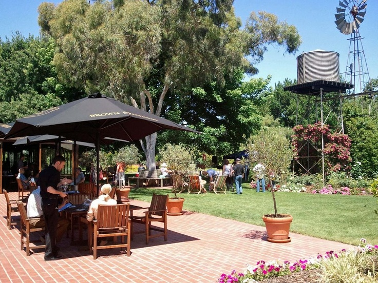 Brown Brothers Cellar Door and Epicurean Centre