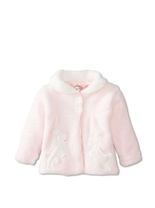 60% OFF Bunnies By the Bay Baby Cuddle Coat (Pink)