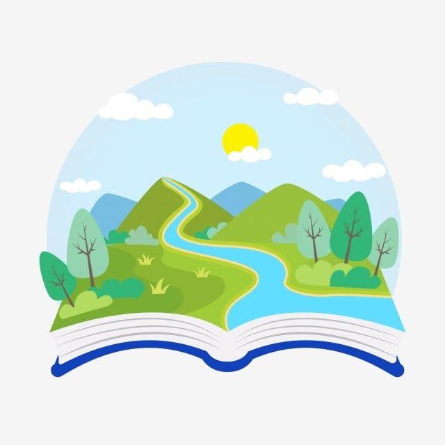 اليوم العالمي للكتاب يوم القراءة تعلم الكتب كتاب السفر حول العالم جولة حول Png والمتجهات للتحميل مجانا Childrens Reading Kids Reading Books World Reading Day
