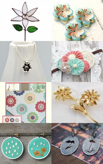 7. Brings May Flowers by Kat Boyle on Etsy--Pinned with TreasuryPin.com