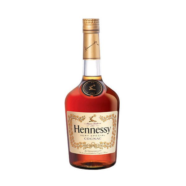 Hennessy VS Cognac 1.75L ($80) ❤ liked on Polyvore featuring food, drinks, fillers and food and drink
