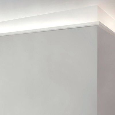 c361 small uplighting coving for led lighting create a stunning effect in any room with c351 boat lighting trough