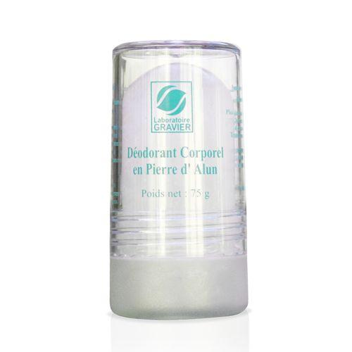 Deodorant corporal natural cu piatra de Alaun 60 g
