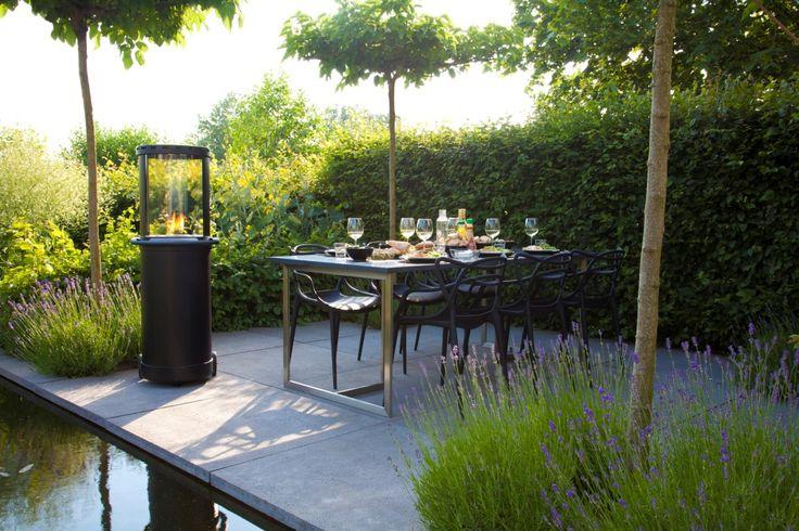 Buitenhaard | theTUBE: de succesvolle buitenhaarden voor tuin en terras van Faber