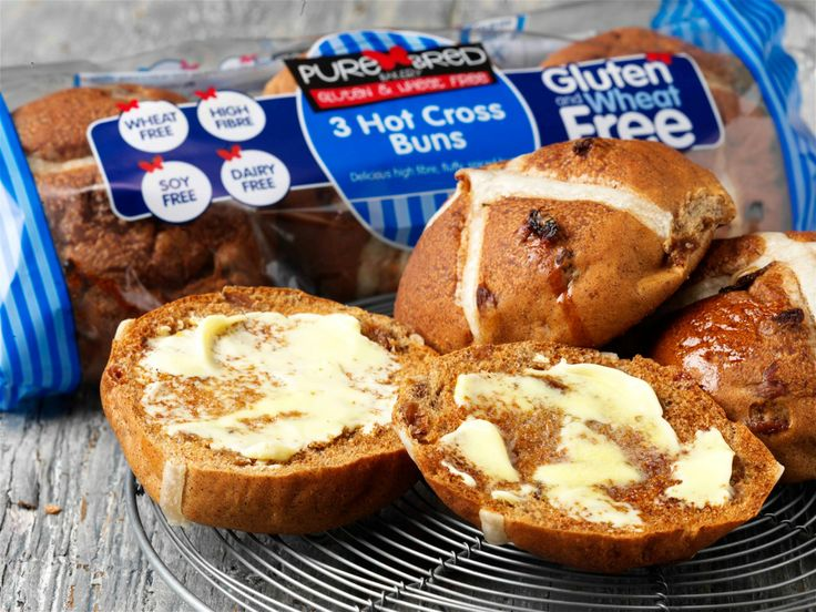 PureBred Gluten Free Hot Cross Buns are available in Coles stores nationally, from now until Easter. Enjoy!