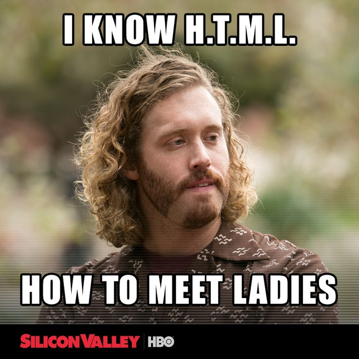 Silicon Valley on HBO a tech nerd's favorite show.