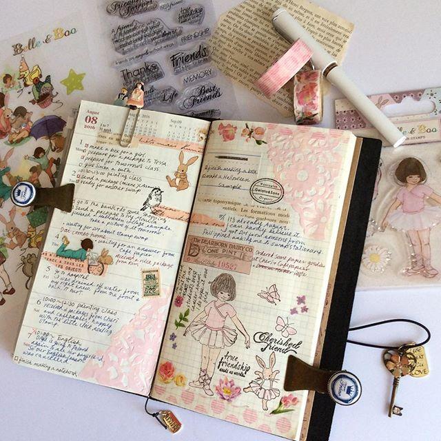 🖋Week 31🖋  #travelersnotebook#travelersnotebooks#midoritravelersnotebook#journal#artjournal#schedule#notebook#agenda#vintage#collage#papercollage#ephemera#washitapes#stamp#bellandboo#stickers#トラベラーズノート#ミドリトラベラーズノート#日記#スケジュール#ジャーナル#アートジャーナル#ビンテージ#コラージュ#ベルアンドブー #マスキングテープ#スタンプ#コラージュ#ペーパーコラージュ#エフェメラ#シール
