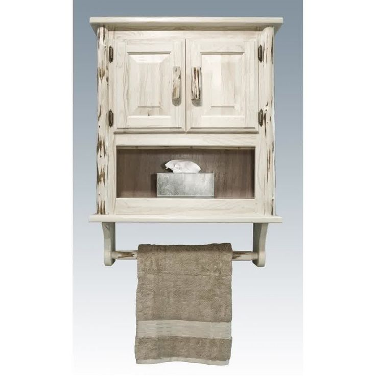 Bathroom Wall Cabinets 10 Great Bathroom Wall Cabinet Choices   Ward Log Homes