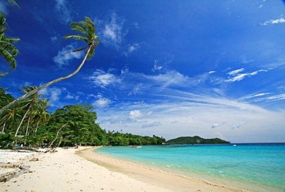 Wow..so beautiful Pantai Gapang #Sabang #Aceh #Indonesia