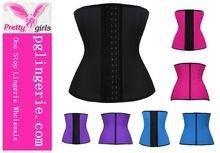Black Women Latex Rubber Waist Training Cincher Corset Shaper Shapewear     Best Seller follow this link http://shopingayo.space