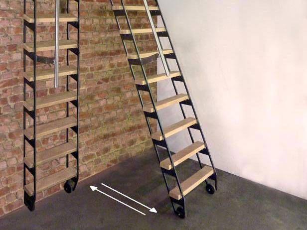 Zip Up Echelle Escalier Escamotable Escalier Escamotable