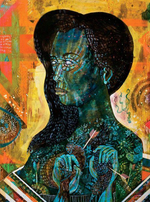 Jon Todd. Canadian artist Jon Todd's gorgeous... - supersonic electronic / art