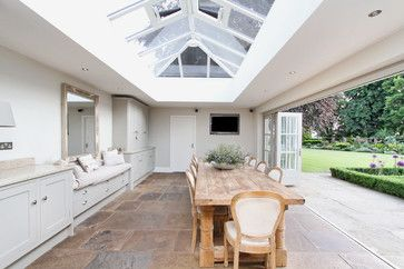WOW! - Grand House Ranskill - transitional - Dining Room - Yorkshire And The Humber - Pushh Construction