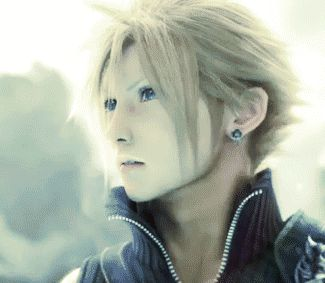 I got Cloud Strife..waaa..what a surprising result when I thought I'ok be getting Vincent Valentine
