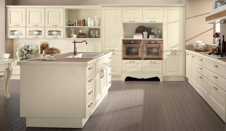 Cucina classica lube modello veronica madeinitaly - Arredamento cucina classica ...