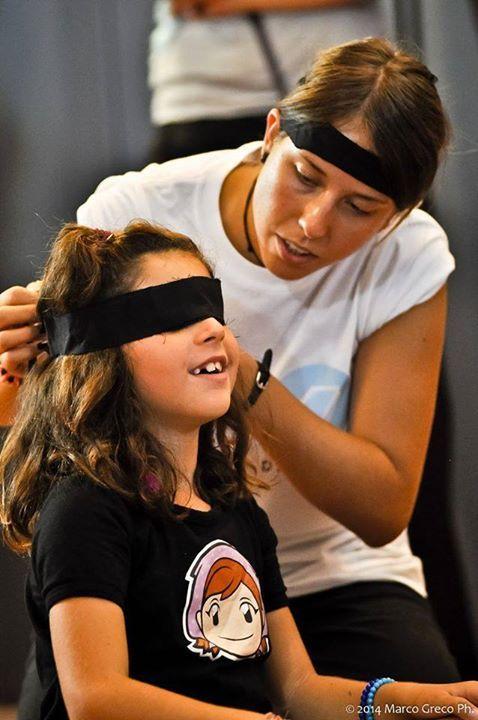This is our project of sensory reading for children. #lalibreriaditutti #iocistolibreria  #sangiorgioacremano #ricominciodailibri #italy #bookfair #children #readingwithchildren #projectforchildren #education